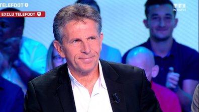 """[Téléfoot 11/09] Claude Puel : """"Ben Arfa est un joueur de match, pas d'entraînement"""""""