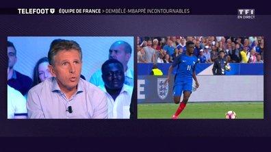 Claude Puel encense le duo Mbappé/Dembélé