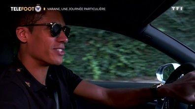 Les coulisses de FIFA-The Best avec Raphaël Varane