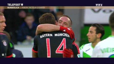 Les coulisses du retour de Franck Ribéry