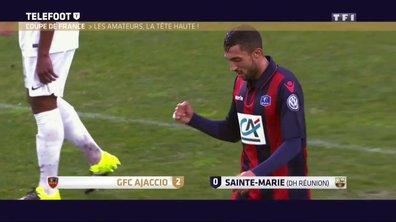 Coupe de France : les amateurs la tête haute !