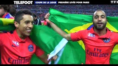Coupe de la Ligue : Première levée pour le PSG