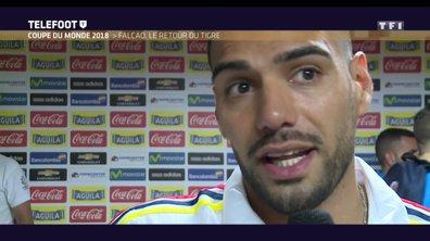 [Téléfoot 13/11] Coupe de Monde 2018 - Falcao, le retour du tigre