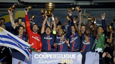 Coupe de la Ligue : le palmarès