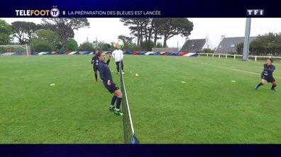 Coupe du monde féminine : la préparation des Bleues est lancée !