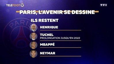 Pas de révolution au PSG : Mbappé et Neymar vont rester