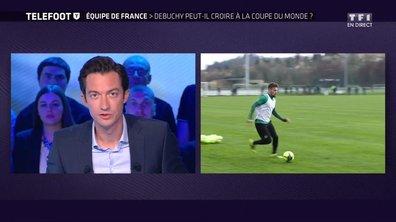 Equipe de France : Debuchy peut-il croire à la Coupe du monde ?