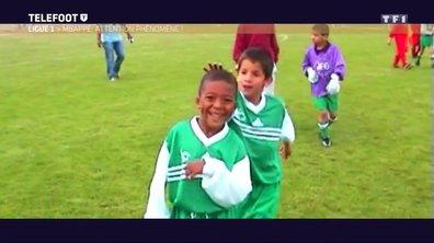 [Téléfoot 18/12] Les débuts de Kylian Mbappé à l'âge de 4 ans