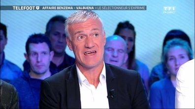 Deschamps confirme avoir soutenu Benzema