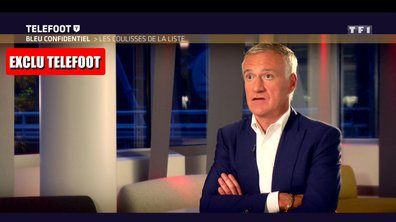 Euro 2016 - Didier Deschamps : l'interview intégrale en exclusivité