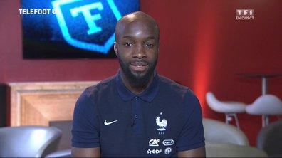 Duplex Clairefontaine : Diarra se sent bien chez les Bleus
