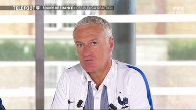 [Téléfoot 13/11] Didier Deschamps : « Non, la France n'est pas encore qualifiée. Il reste 18 points à distribuer »