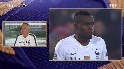"""Didier Deschamps : """"Ca fait mal parce qu'on n'est pas habitué"""""""