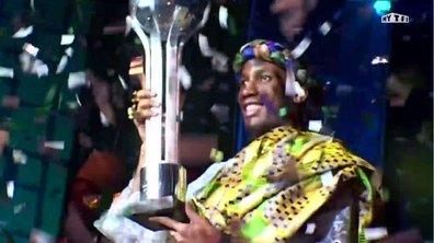 Didier Drogba, Ballon d'Or africain ! (2006)