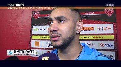 Dijon-Marseille : Les réactions de Payet et Rami