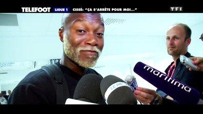 Djibril Cissé annonce sa retraite