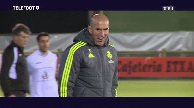 Le Document : Zidane est-il prêt ?