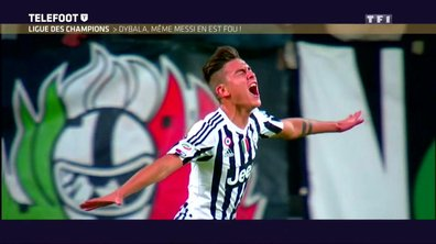 Dybala, même Messi l'adore…