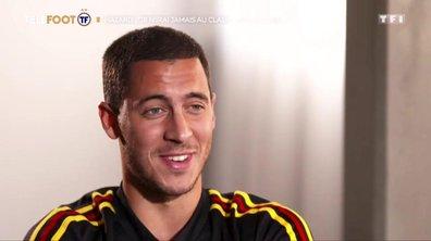 """Belgique - Eden Hazard : """"C'est comme si on avait gagné la Coupe du monde"""""""