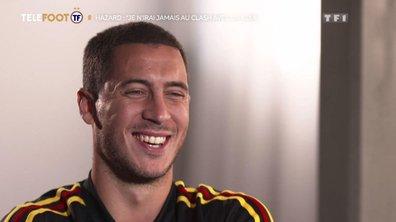 """Eden Hazard : """"Je n'irai jamais au clash avec un club"""""""