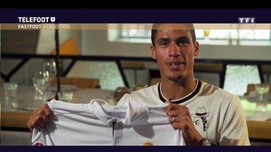 [Téléfoot 28/05/2017] Addition du Fast Foot : Gagnez le maillot de Raphaël Varane