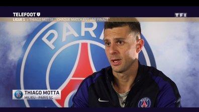 [Exclu Téléfoot 30/04] - Thiago Motta se voit encore à Paris