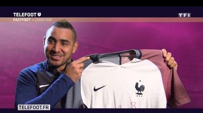[Téléfoot 05/03/2017] Addition du Fast Foot : Gagnez le maillot de l'équipe de France de Dimitri Payet