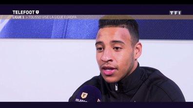 [Exclu Téléfoot 09/04] Corentin Tolisso sur la prochaine Coupe du Monde : «On a envie d'y être»