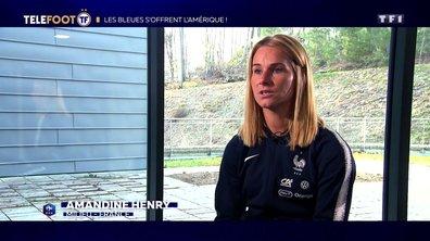 Equipe de France : Amandine Henry rêve de gagner le Mondial 2019
