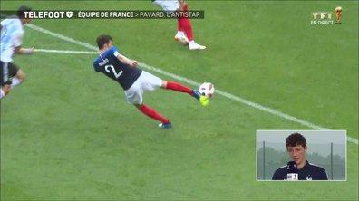 Equipe de France : Benjamin Pavard, l'antistar !