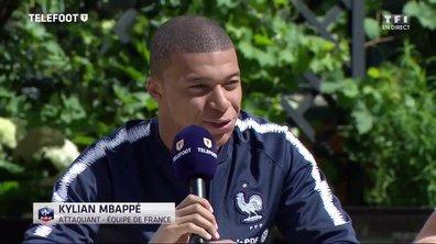 Equipe de France - Griezmann/Mbappé, l'entende cordiale