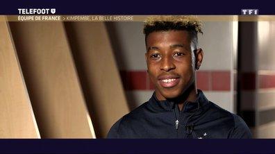 Equipe de France : Kimpembé, la belle histoire