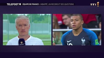 Equipe de France : Mbappé, un record et des questions