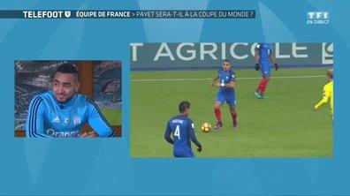 Equipe de France : Payet sera-t-il à la Coupe du monde ?
