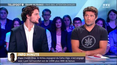 Equipe de France : Pays-Bas, attention danger