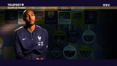 Equipe de France : La surprise Nzonzi
