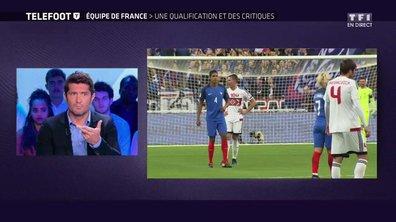 Equipe de France : Une qualification et des critiques