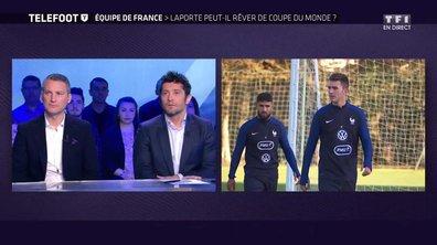 Equpe de France : Laporte peut-il rêver de la Coupe du monde ?