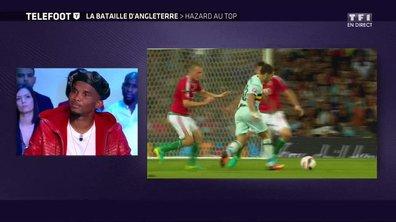 Samuel Eto'o : son avis sur Chelsea et Eden Hazard