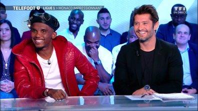 Eto'o : Monaco l'impressionne, mais son coeur est au PSG