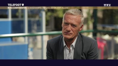 [Exclu Téléfoot] Bleu confidentiel : Deschamps s'explique