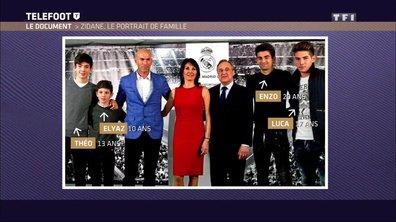 La famille Zidane en force au Real Madrid !