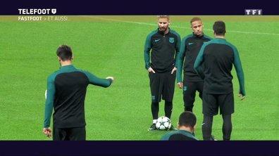 [Téléfoot 6/11] Le FastFoot : l'altercation entre Neymar et Suarez !