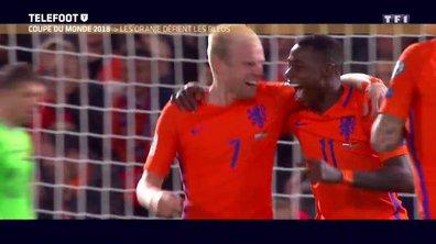 Coupe du monde 2018 : les Oranje défient les Bleus