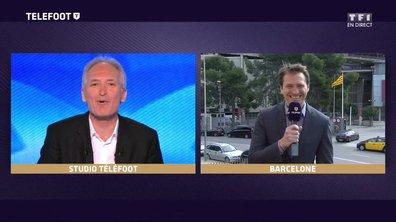 FC Barcelone-PSG : Le duplex de Christophe Abel
