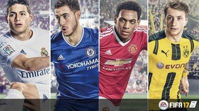 FIFA 17 : Découvrez le premier trailer du jeu