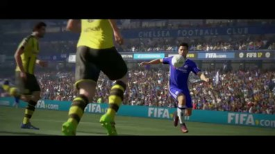 FIFA 17 - The Gameplay (Bande-annonce)