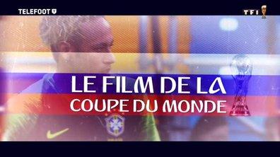 Le film de la Coupe de la monde : Les buts de l'Allemagne, de la Belgique et du Brésil