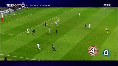 L'OM, Giroud, le PSG... Dans le monde Thomas