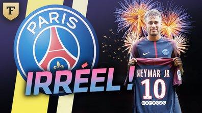 Le Flash Mercato du 04 août :Neymar au PSG, c'est fait !